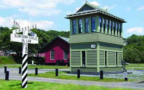 C&O Heritage Center at Clifton Forge, VA